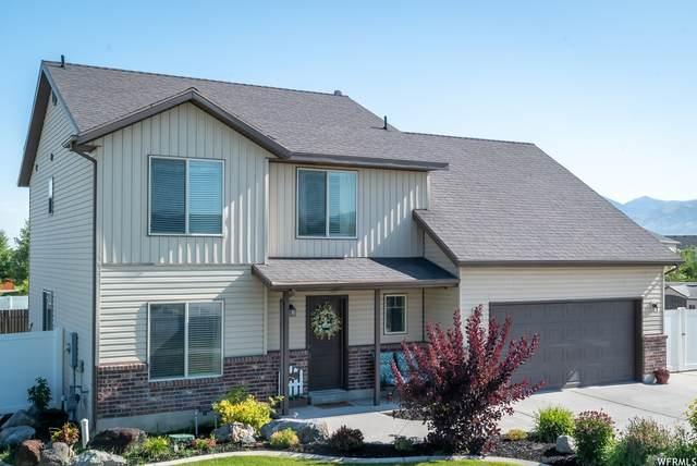 1133 W 2600 S, Nibley, UT 84321 (#1729326) :: Bustos Real Estate   Keller Williams Utah Realtors