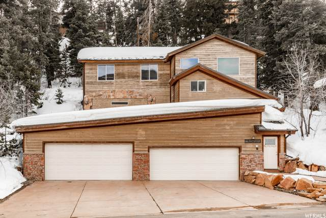 340 Aspen Dr #20, Summit Park, UT 84098 (#1729373) :: C4 Real Estate Team