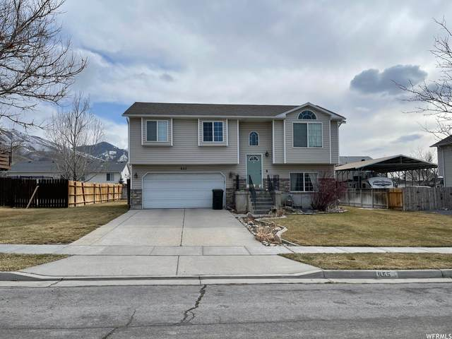 955 W 420 S, Tooele, UT 84074 (MLS #1729419) :: Lookout Real Estate Group