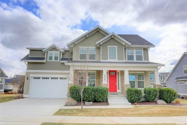 2026 W Silver Leaf Dr, Mapleton, UT 84664 (MLS #1729435) :: Lookout Real Estate Group