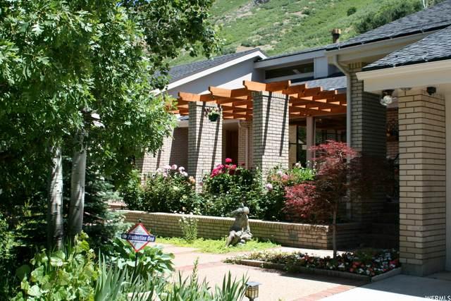 4155 S Parkview Dr, Salt Lake City, UT 84124 (MLS #1729452) :: Lookout Real Estate Group