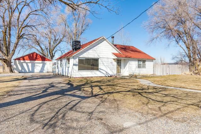 9565 N Hwy 38, Deweyville, UT 84309 (MLS #1729454) :: Lookout Real Estate Group