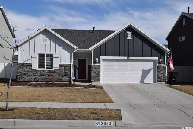 3643 S Bridgeview Ln W, Syracuse, UT 84075 (MLS #1729539) :: Lookout Real Estate Group