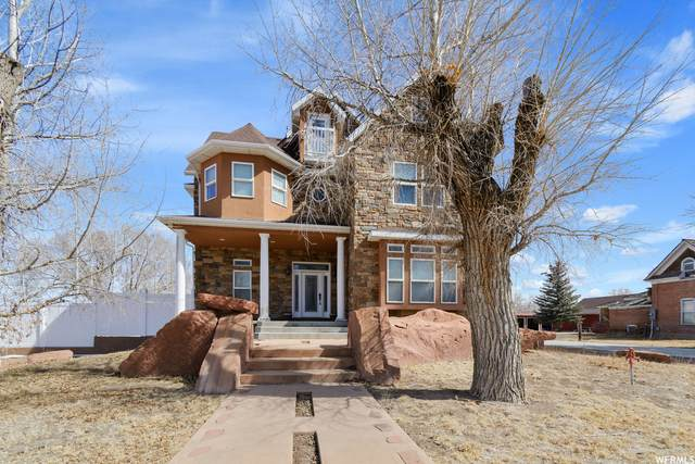 137 S Main St, Panguitch, UT 84759 (#1729548) :: REALTY ONE GROUP ARETE