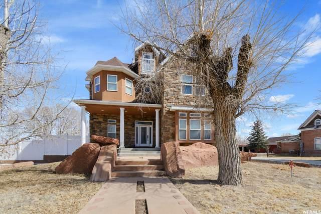 137 S Main St, Panguitch, UT 84759 (#1729548) :: Utah Dream Properties