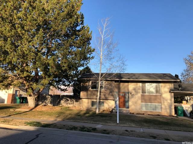 1072 N 2100 W, Layton, UT 84041 (MLS #1729556) :: Lookout Real Estate Group