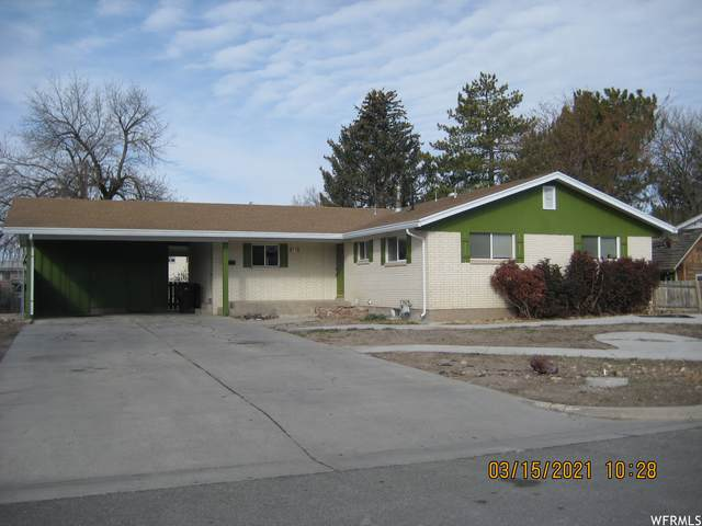 781 N 200 E, Tremonton, UT 84337 (MLS #1729595) :: Lookout Real Estate Group