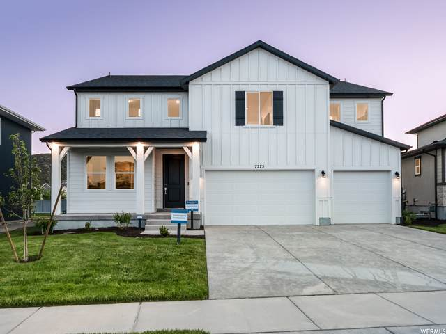 7275 N Evans Ranch Dr E, Eagle Mountain, UT 84005 (#1729622) :: McKay Realty