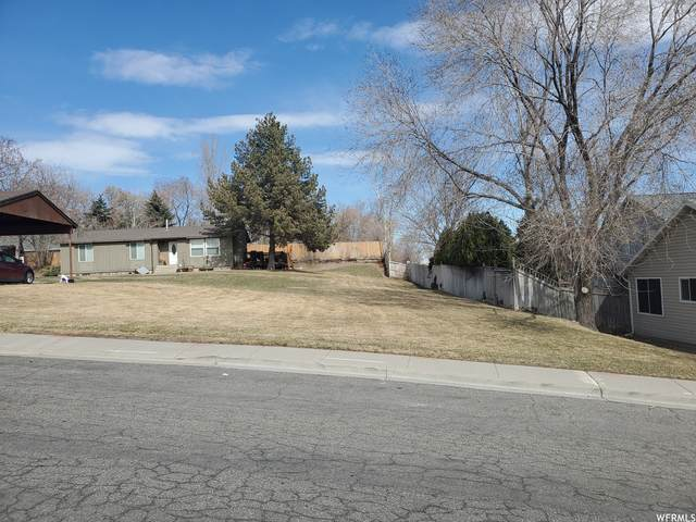 3128 W Westcove Dr S #5, West Valley City, UT 84119 (#1729645) :: Black Diamond Realty