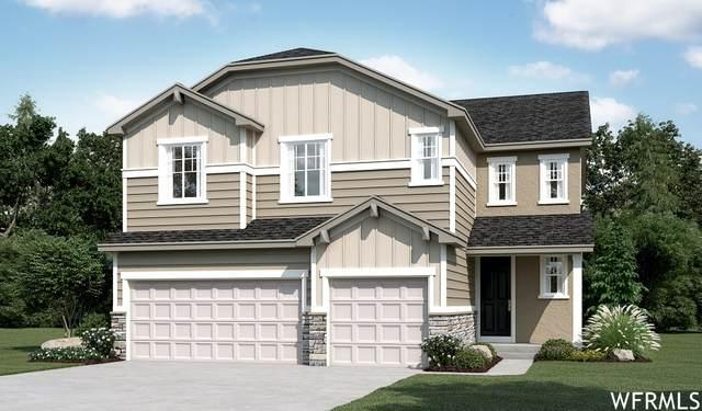 2208 N Wild Hyacinth Dr W #702, Saratoga Springs, UT 84045 (#1729655) :: Bustos Real Estate | Keller Williams Utah Realtors