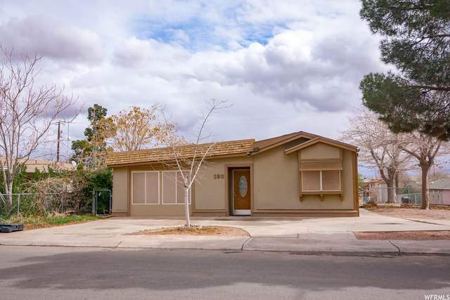 390 N Urie East Dr E, Washington, UT 84780 (MLS #1729668) :: Lookout Real Estate Group