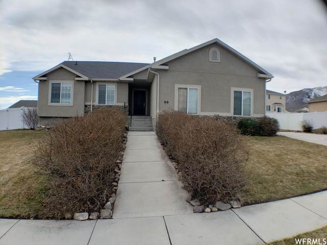 99 W Bermuda Dr S, Saratoga Springs, UT 84045 (MLS #1729675) :: Lookout Real Estate Group