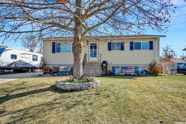 2244 S 450 W, Clearfield, UT 84015 (#1729738) :: REALTY ONE GROUP ARETE