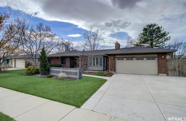 3754 S 2235 E, Salt Lake City, UT 84109 (MLS #1729763) :: Lookout Real Estate Group