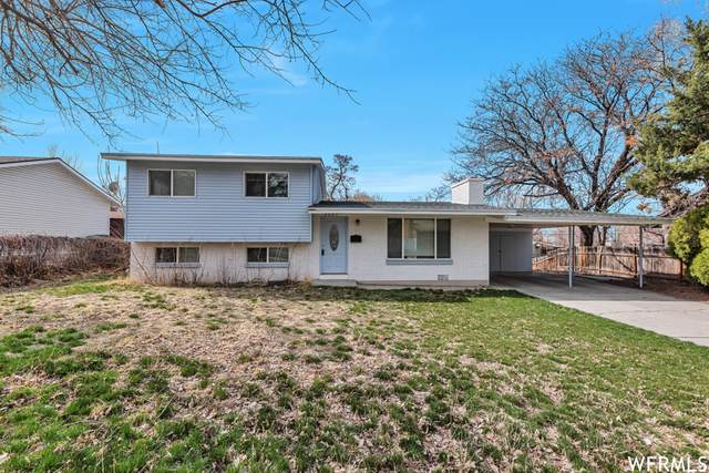 6848 S Greendale Rd, Cottonwood Heights, UT 84121 (#1729765) :: The Perry Group