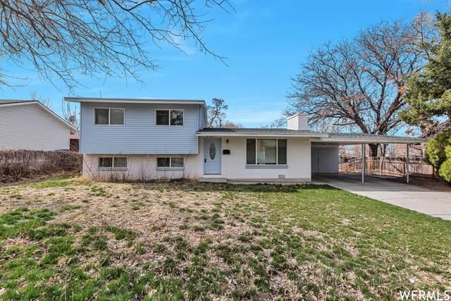 6848 S Greendale Rd, Cottonwood Heights, UT 84121 (MLS #1729765) :: Lookout Real Estate Group