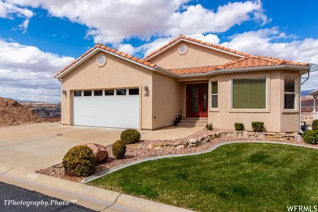 1360 E Telegraph St #141, Washington, UT 84780 (MLS #1729769) :: Lookout Real Estate Group