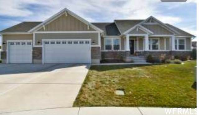 1150 E 850 S, Heber City, UT 84032 (MLS #1729778) :: Lookout Real Estate Group