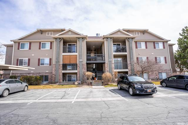 8096 N Ridge Loop St E #4, Eagle Mountain, UT 84005 (#1729789) :: McKay Realty