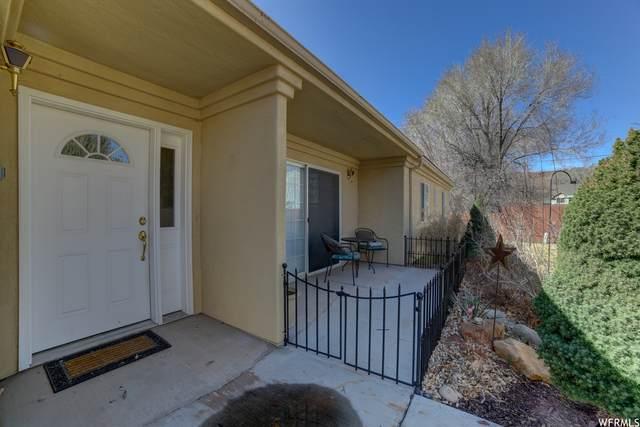 463 N Hale Avenue #463, Moab, UT 84532 (#1729796) :: Colemere Realty Associates