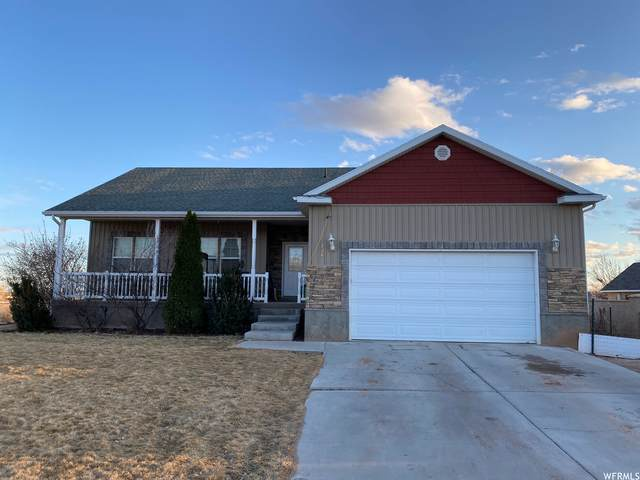 234 E 1150 S, Roosevelt, UT 84066 (MLS #1729810) :: Lookout Real Estate Group