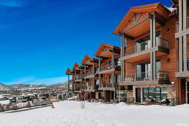 4285 Willow Draw Rd #704, Park City, UT 84098 (#1729830) :: Colemere Realty Associates