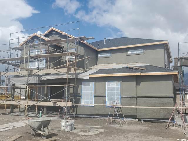 1342 W 400 N Lot 62, Springville, UT 84663 (MLS #1729860) :: Lookout Real Estate Group