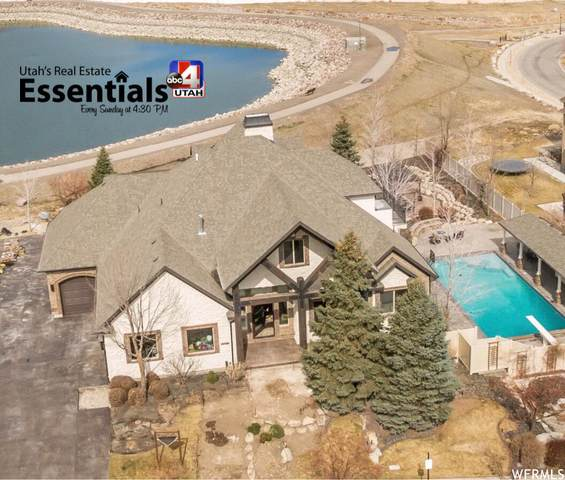 14936 S Ashland Ridge Dr W, Herriman, UT 84096 (#1729870) :: The Perry Group