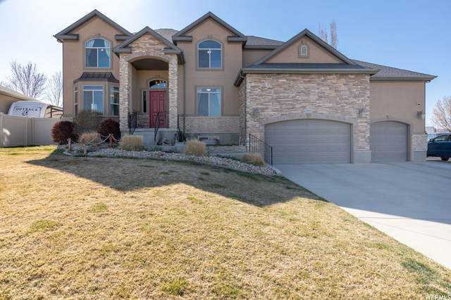 9036 S Coppering Ave W, West Jordan, UT 84081 (MLS #1729876) :: Summit Sotheby's International Realty
