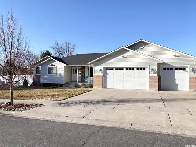 665 E 2170 N, North Logan, UT 84341 (MLS #1729893) :: Lookout Real Estate Group