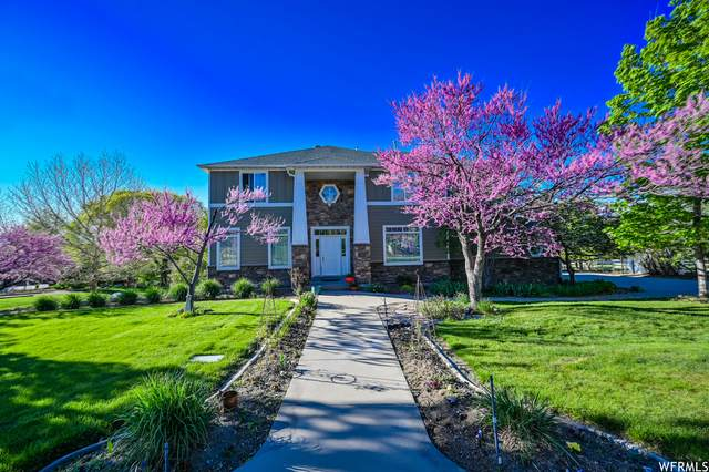 857 E Southfork Dr, Draper, UT 84020 (MLS #1729896) :: Lookout Real Estate Group