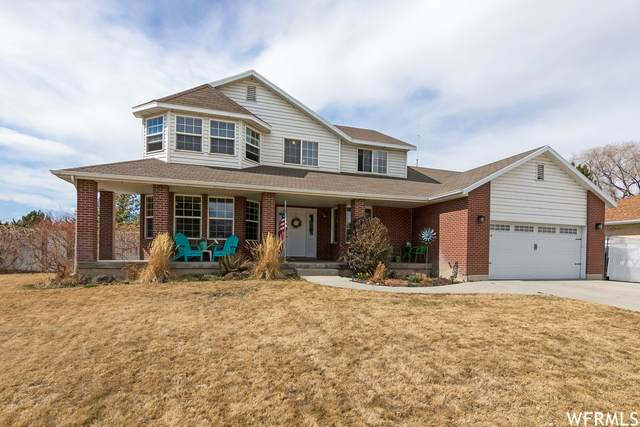 5926 S Normandy Oaks Cir W, Salt Lake City, UT 84123 (MLS #1729920) :: Lookout Real Estate Group