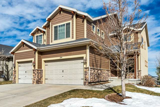 2141 Village Vista Dr, Draper, UT 84020 (#1729927) :: The Perry Group