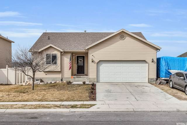 4357 N Saddle Horn Dr E, Eagle Mountain, UT 84005 (MLS #1729930) :: Lookout Real Estate Group