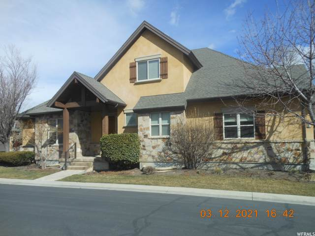 4483 S Lily Meadows Ln, Salt Lake City, UT 84124 (#1729936) :: The Perry Group