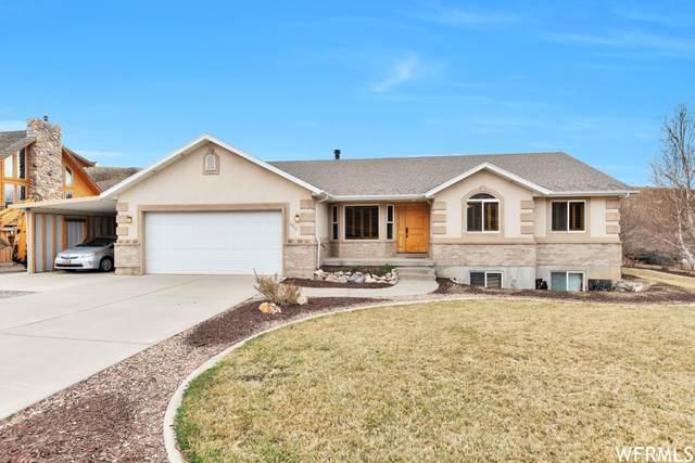 629 N Loafer Canyon Rd, Elk Ridge, UT 84651 (MLS #1729947) :: Lookout Real Estate Group