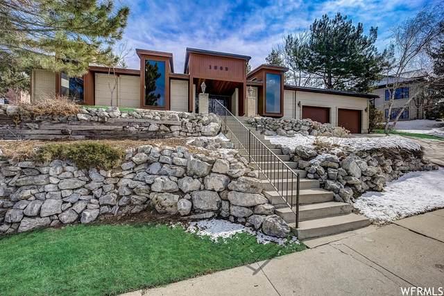1583 E Tomahawk Dr, Salt Lake City, UT 84103 (MLS #1729955) :: Lookout Real Estate Group