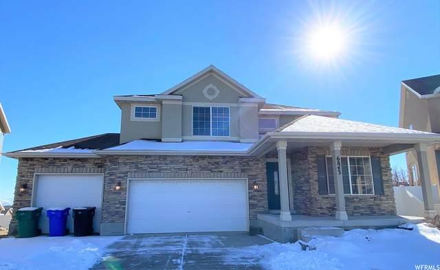 6843 W Valley Maple Dr S, West Jordan, UT 84081 (MLS #1729980) :: Lookout Real Estate Group