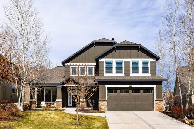 483 E Craftsman Way, Midway, UT 84049 (MLS #1729992) :: Lookout Real Estate Group