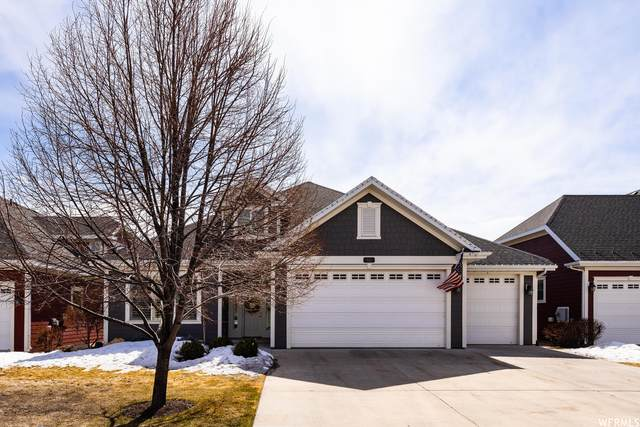 832 N Double Eagle Dr W, Midway, UT 84049 (#1729994) :: Belknap Team
