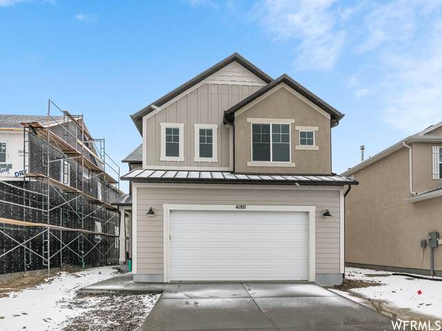 4180 E Center St, Eagle Mountain, UT 84005 (MLS #1729998) :: Lookout Real Estate Group