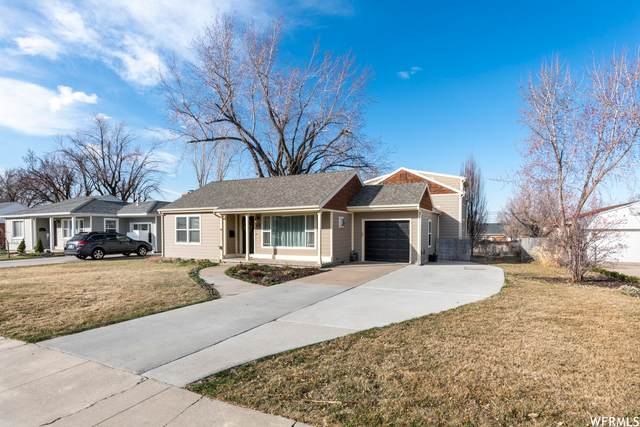 469 N 150 E, Kaysville, UT 84037 (#1730016) :: Doxey Real Estate Group