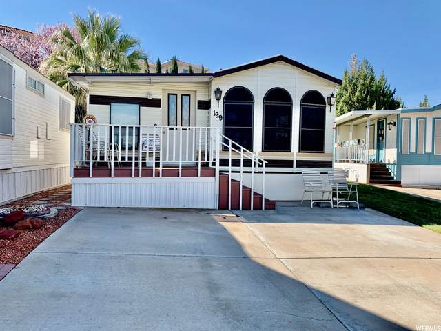 1160 E Telegraph St #199, Washington, UT 84780 (MLS #1730094) :: Lookout Real Estate Group