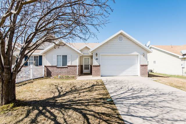 185 N 300 W, Providence, UT 84332 (#1730111) :: Exit Realty Success