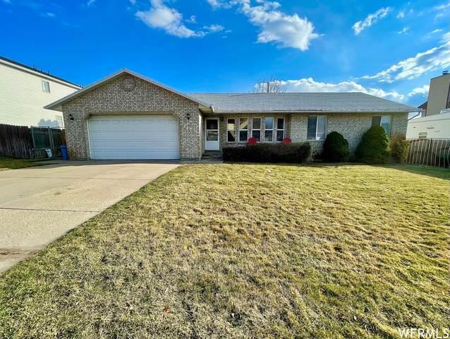 767 E 2450 N, North Ogden, UT 84414 (MLS #1730115) :: Lookout Real Estate Group