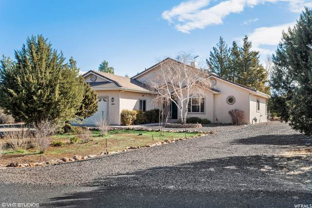 694 N Morning Dove Ln, Dammeron Valley, UT 84783 (MLS #1730121) :: Lookout Real Estate Group