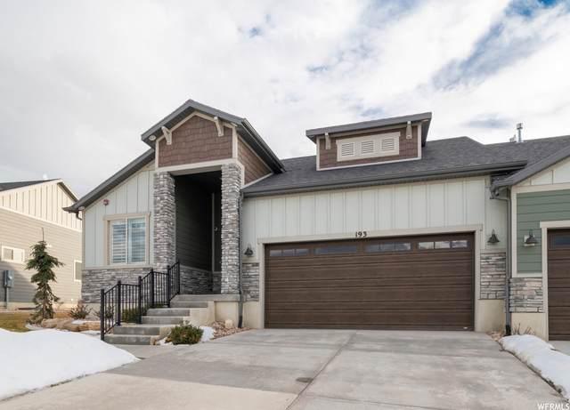 121 N Parkside Loop #35, Elk Ridge, UT 84651 (MLS #1730132) :: Summit Sotheby's International Realty