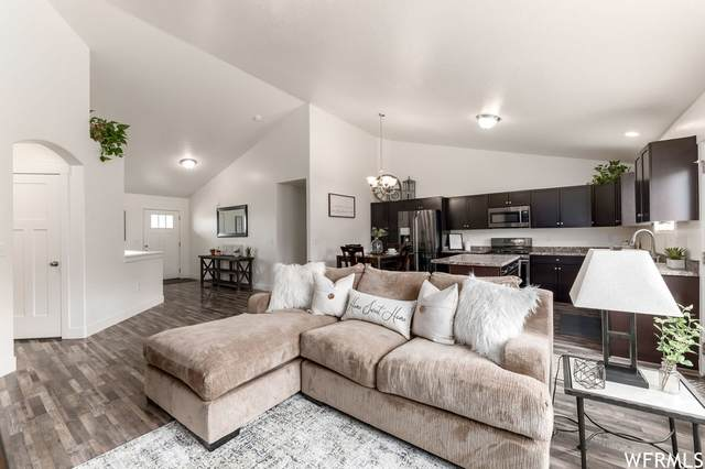 7127 W Hawk View Way S, West Jordan, UT 84081 (#1730137) :: The Perry Group