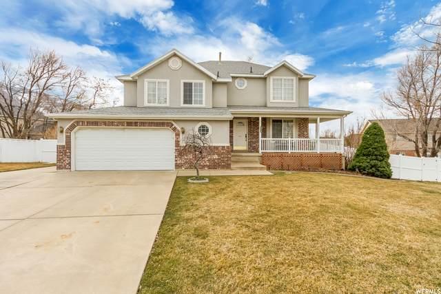 777 N Dandelion Cir W, Farmington, UT 84025 (MLS #1730142) :: Lookout Real Estate Group