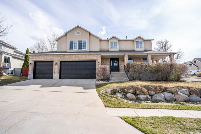 2606 E Sanibel Cv, Cottonwood Heights, UT 84121 (#1730149) :: Berkshire Hathaway HomeServices Elite Real Estate